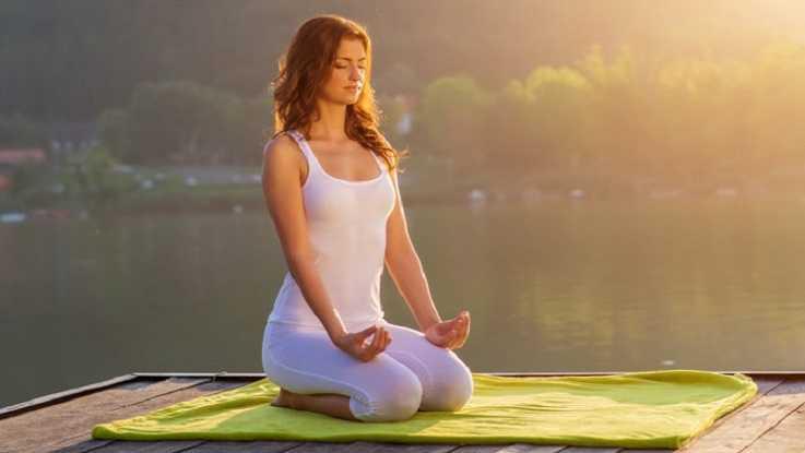 Йога - Путь к здоровью!