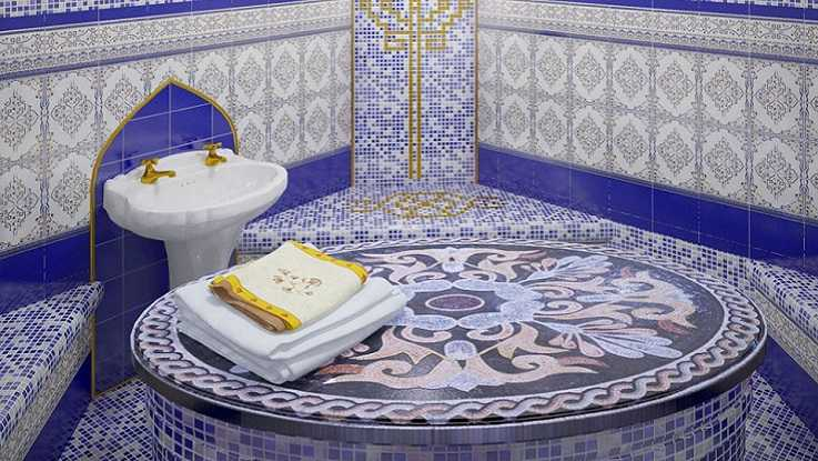 Турецкая баня «хаммам» – подарок восточных культур