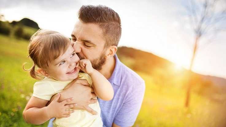 Тато – не тільки годувальник! Як впливає батько на розвиток дитини