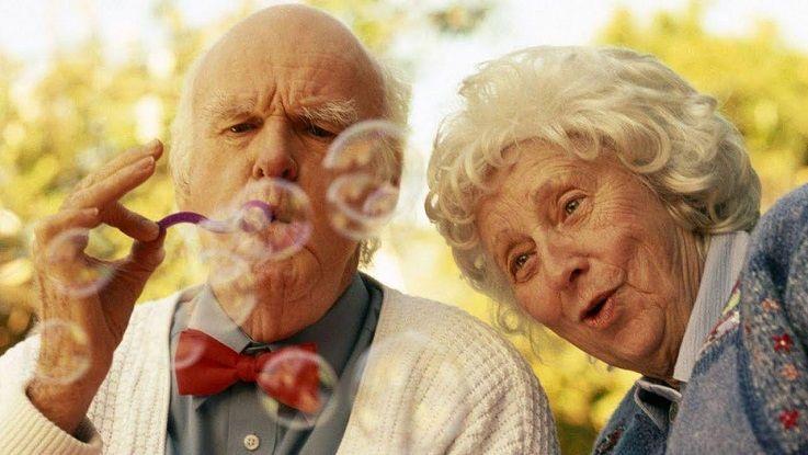 Старость и жизнь_Как избежать психологического старения?