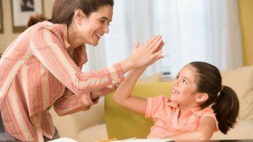 Воспитание личности ребенка