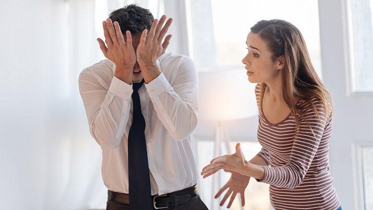 Общение с неприятным человеком