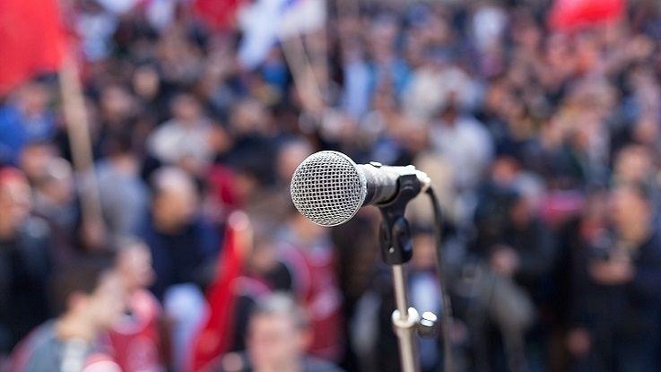 Управление толпой - теория Ноама Хомского