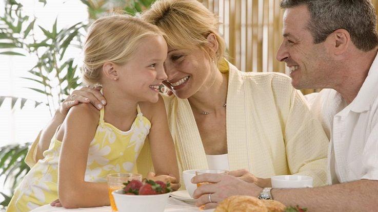 Родительская любовь и благополучие ребенка
